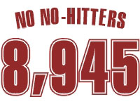 No Hitters 8945